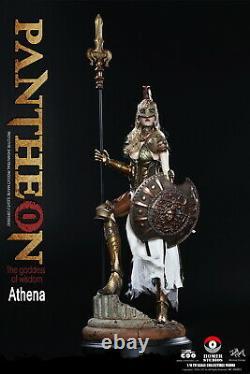 COOMODEL X HOMER 1/6 HS001 Goddess of Wisdom Panthean Athena Female Figure Dolls