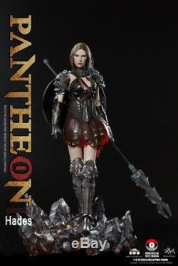 COOMODEL X HOMER 1/6 Pantheon Hades Goddess of Underworld Armor Female Figure