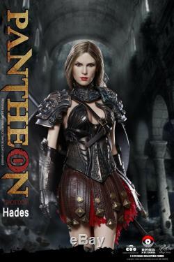 COOMODEL X HOMER HS001 1/6th Goddess of wisdom Panthean Athena Female Figure Toy