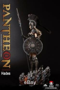 COOMODEL X HOMER HS001 1/6th Goddess of wisdom Panthean Athena Female Figure Toy