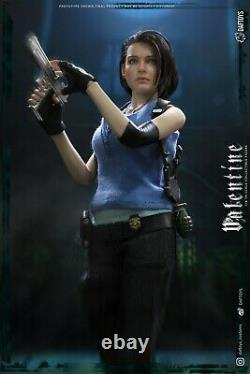 DAFTOYS F017 1/6 Resident Evil Jill Valentine Female Soldier Figure Collections