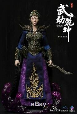 DAMTOYS 1/6 DMS017 Ada Martail Universe Female Action Figure Collectible Dolls