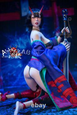 Deposit ALPHA 1/6th Scale K002 Hyakkiyakou Female 12'' Soldier Figure Body Toys