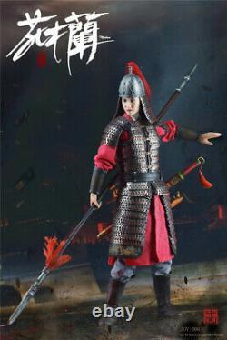 Deposite ZOY TOYS ZOY006 1/6 General Xiaoyeol Mulan Female Figure Standard Ver