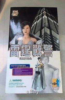 Dragon 1/6 Scale 12 China Strike Force Ultimate Soft Skin Female Figure 73029