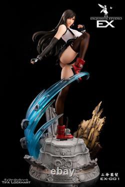 EXQUITE STUDIO 1/4 EX 001A Tifa Lockhart Female Fighter Figure Statue Presale