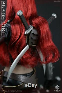 FIGURECOSER 1/6th COS001 Blade Girl 12 Female Action Figure Collectible Toys