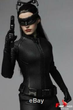 FIRE A025 1/6 Catwoman Selina Kyle Anne Hathaway Model Female Action Figure Set