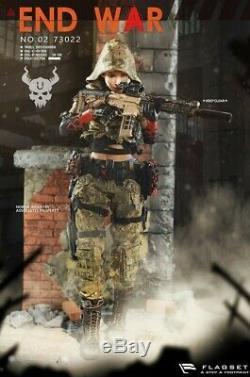 FLAGSET 1/6 FS73022 End War Death Squad U Ymir Dog Female Action Figure Toys