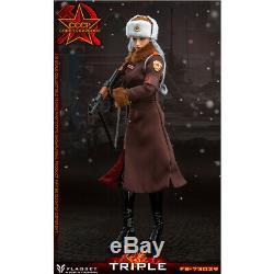 FLAGSET 73029 1/6 Red Alert Soviet Female Officer Katyusha Action Figure