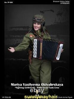 Facepoolfigure 1/6 FP005A WWII Soviet Tank Driver Maria Female Action Figure