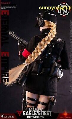 Flagset 1/6 Female Soldier Eagle Nest Guards Martina Action Figure Model 73038