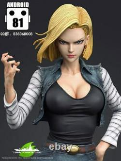GREEN LEAF STUDIO 1/4 GLS005 Android 81 Female Resin Figure Statue Collectible