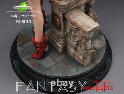 GREEN LEAF STUDIO 14 GLS010 Fantasy Goddess Tifa Lockhart Female Figure Statue