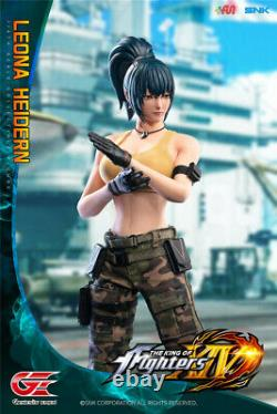 Genesis Emen LO01 1/6 Lianna Hardyland Female Fighter Movable Action Figure Toy