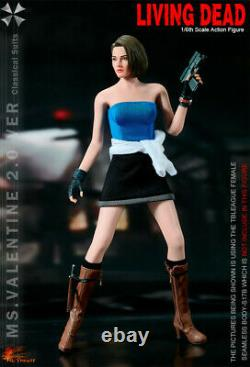 Hot Heart 1/6 Sale FD009b Ms. Valentine 2.0 Female Soldier Action Figure