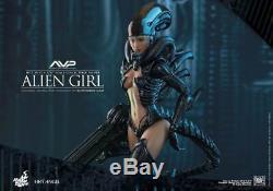 Hot Toys 1/6 Female Action Figure Alien Angel HAS002 AVP Alien vs. Predator
