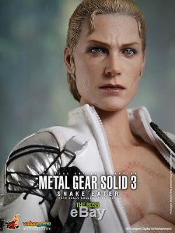 Hot Toys 1/6 Metal Gear Solid 3Snake Eater THE BOSS Lori Alan 12 Female Figure