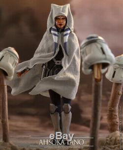 Hot Toys 1/6 TMS021 Togrut Female Hero The Clone Wars Ahsoka Tano Action Figure