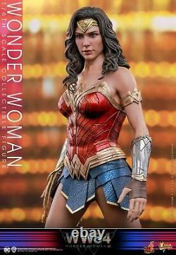 Hot Toys HT 1/6 Wonder Woman 1984 MMS584 Action Figure Set 12 Female Solider