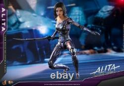 Hot Toys MMS520 1/6 Alita Battle Angel Collectible Female Figure Model Toys