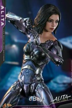 Hot Toys MMS520 1/6 Battle Angel Alita Female Figure Collectible Toy