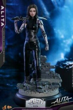 HotToys 1/6 Alita Battle Angel Alita MMS520 12'' Female Action Figure Toy 27cm