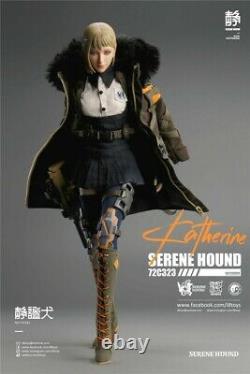I8TOYS (NO. 72C323) 1/6 KATHERINE 72C323 Serene Hound Troop Figure Female Model