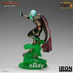 Iron Studios 1/10 Mysterio Spider-man Far From Home Quentin Beck Figure Statue