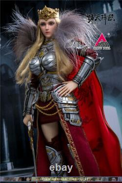 JIAOU Doll 1/6 Angel Yan Super Seminary Crown Female Action Figure Collectible