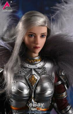 JIAOUDOLL 1/6 Herhee Combat Armor Ver. Female Action Figure Set Feather Wings