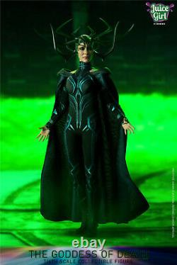 Juice Girl F010 1/6 Hela Thor Ragnarök 12'' Figure Death Goddess Female Soldier