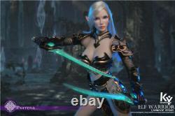 KYStudio 16 Scale KY001B Female Elf Warrior Burryna Figure Collectible Presale