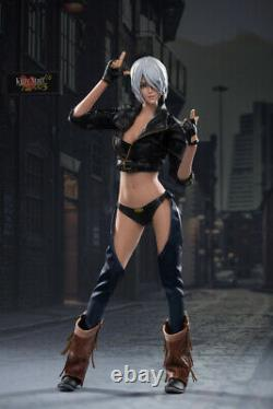 Kitty Stuff 1/6 TS003 Lady Justice Angel Female Action Figure Collection Presale