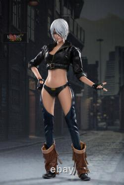 Kitty Stuff 16 TS003 Lady Justice Angel Girl Female Action Figure Model