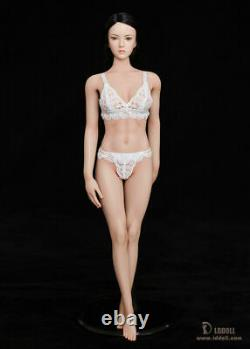 LD DOLL 28cm 1/6 Seamless Pink Rubber Skin Female Figure Body Fit KT004 Head Toy