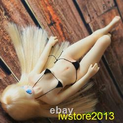 LDDOLL 16 Light Pink Girl 25S Silicone Female Figure Body Fit OB AZ CG HT Head