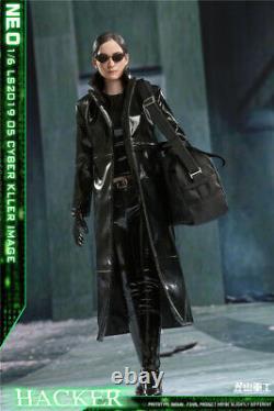 LSmodel 1/6 1/6 Cyber Killer Trinity The Female Hacker Action Figure LS2019-05