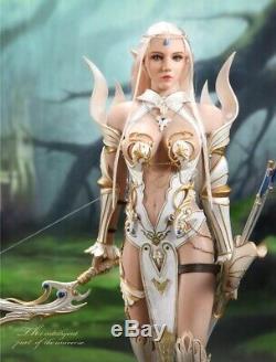 LUCIFER 1/6th Elf Emma Armor Ver. Myth Female Action Figure Body Toys LXF1904A