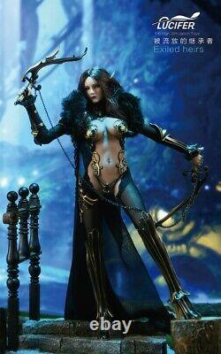 LUCIFER LXF2005 1/6 Exiled Heirs Female Action Figure Doll Toy