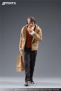 MTOYS MS009 1/6 The Joker Casual Wear Ver. Joaquin Arthur Action Figure