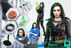MX toys 1/6 The Gifted Lorna Dane Polaris Female Action Figure Collection Toys