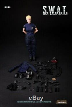 Mini times toys 1/6 Female SWAT Sniper Girl 12inches Action Figure M016