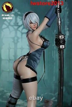 Moonlight Studio 14 MLS005 NieR Automata YoRHa 2B 58cm Female Figure Statue Toy