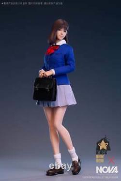 NOVA Studio 1/6 First Love Girlfriend JK Head Body Clothes 12'' Female Figure