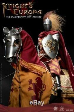 POPTOYS 1/6 ALS004 Female Warrior The Era of Europa War Griffin Knight Figure