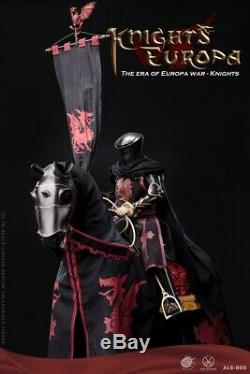 POPTOYS 1/6 Dragon Knight Europa War Armor Soldier 12inches Female Action Figure