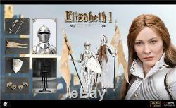 POPTOYS 1/6 EX027B Queen Elizabeth Deluxe Ver. Female Action Figure Collectible
