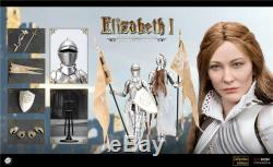 POPTOYS 1/6 EX027B Queen Elizabeth Deluxe Ver. Female Figure Collectible Dolls