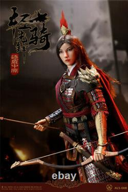 POPTOYS ALS008 1/6 Acient Female Generals Soldier Figure 12inches Doll Toy